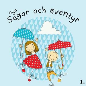 Nya sagor och äventyr 1 (ljudbok) av Karin Hofv