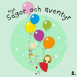 Nya sagor och äventyr 2 (ljudbok) av Karin Hofv