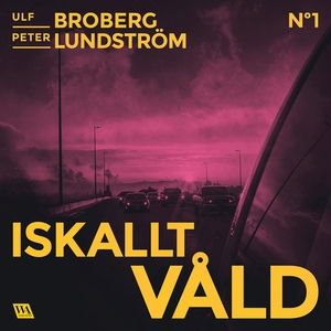 Iskallt våld (ljudbok) av Ulf Broberg, Peter Lu