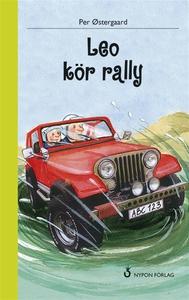 Leo kör rally (e-bok) av Per Østergaard