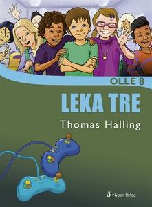 Leka tre (e-bok) av Thomas Halling
