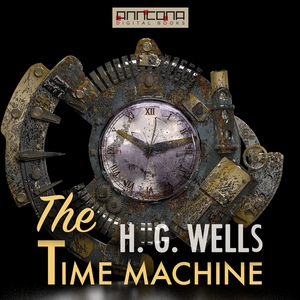 The Time Machine (ljudbok) av H. G. Wells