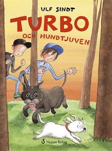 Turbo och hundtjuven (e-bok) av Ulf Sindt