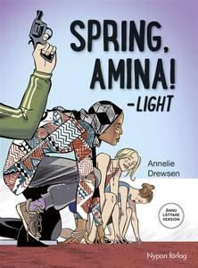 Spring, Amina! Light (e-bok) av Annelie Drewsen