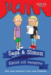 Kärlek och vampyrer (e-bok) av Anna Helgesson