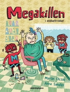 Megakillen i dubbeltrubbel (ljudbok) av Martin