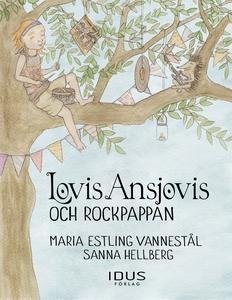 Lovis Ansjovis och rockpappan (e-bok) av Maria