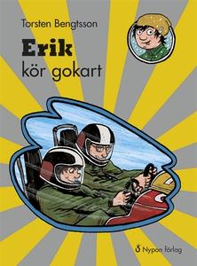 Erik kör gokart (e-bok) av Torsten Bengtsson