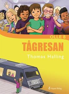 Tågresan (e-bok) av Thomas Halling