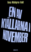 En av kvällarna i november : Noveller
