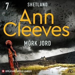 Mörk jord (ljudbok) av Ann Cleeves