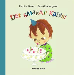 Det smakar kalas! (e-bok) av Pernilla Gesén
