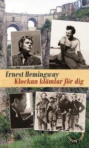 Klockan klämtar för dig (e-bok) av Ernest Hemin