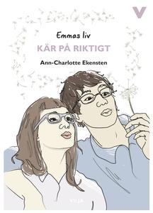 Kär på riktigt (ljudbok) av Ann-Charlotte Ekens