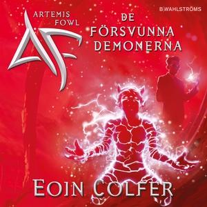 Artemis Fowl 5 - De försvunna demonerna (ljudbo