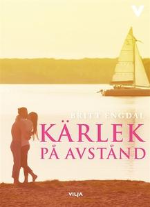 Kärlek på avstånd (ljudbok) av Britt Engdal