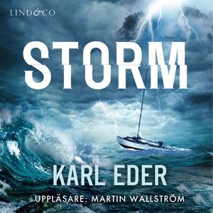 Storm (ljudbok) av Karl Eder