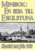 Minibok: Ett besök i Eskilstuna år 1869 – Återutgivning av historisk skildring