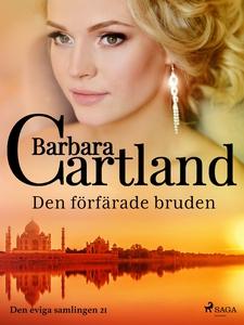 Den förfärade bruden (e-bok) av Barbara Cartlan