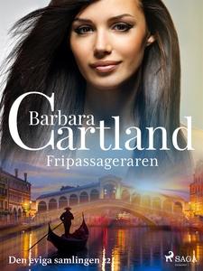 Fripassageraren (e-bok) av Barbara Cartland