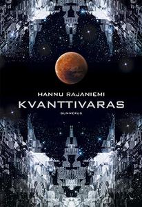 Kvanttivaras (e-bok) av Hannu Rajaniemi