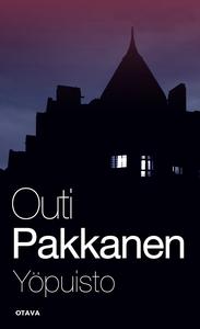 Yöpuisto (e-bok) av Outi Pakkanen