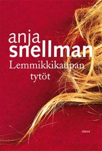 Lemmikkikaupan tytöt (e-bok) av Anja Snellman
