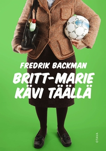 Britt-Marie kävi täällä (e-bok) av Fredrik Back