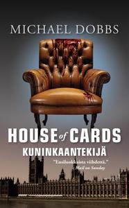 House of Cards - Kuninkaantekijä (e-bok) av Mic