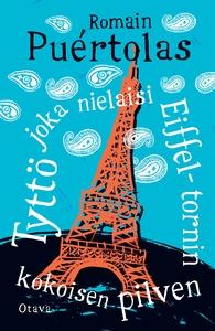Tyttö joka nielaisi Eiffel-tornin kokoisen pilv