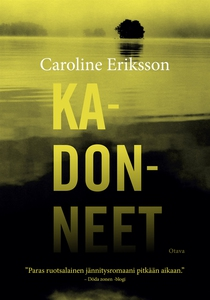 Kadonneet (e-bok) av Caroline Eriksson