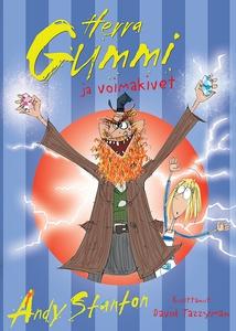 Herra Gummi ja voimakivet (e-bok) av Andy Stant