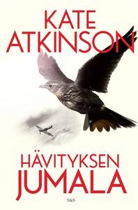 Hävityksen jumala (e-bok) av Kate Atkinson