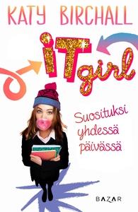It girl - Suosituksi yhdessä päivässä (e-bok) a