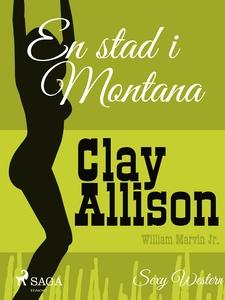 En stad i Montana (e-bok) av William Marvin Jr.