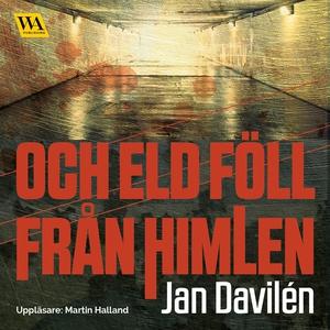 Och eld föll från himlen (ljudbok) av Jan Davil