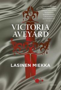 Lasinen miekka (e-bok) av Victoria Aveyard