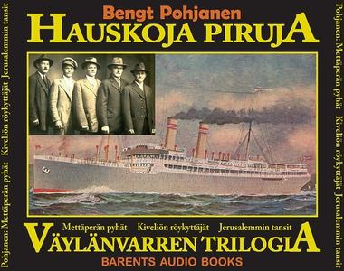 Hauskoja piruja (ljudbok) av Bengt Pohjanen