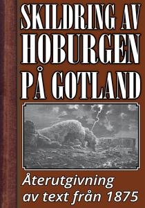 Skildring av Hoburgen år 1875 – Återutgivning a