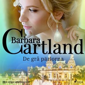 De grå pärlorna (ljudbok) av Barbara Cartland