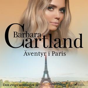 Äventyr i Paris (ljudbok) av Barbara Cartland