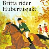 Britta rider Hubertusjakt