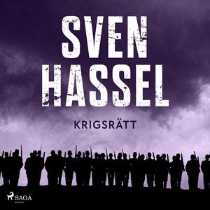 Krigsrätt (ljudbok) av Sven Hassel