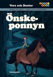 Önske-ponnyn (e-bok) av Anna Sellberg