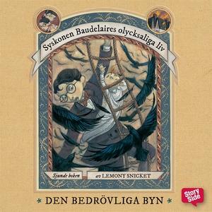 Den bedrövliga byn (ljudbok) av Lemony Snicket