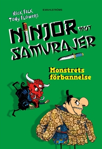 Ninjor mot samurajer 4 - Monstrets förbannelse