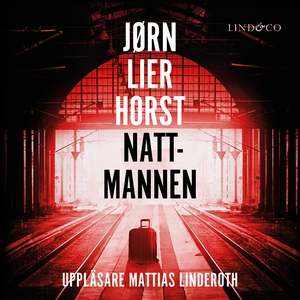 Nattmannen (ljudbok) av Jørn Lier Horst