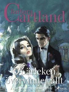 Kärleken övervinner allt (e-bok) av Barbara Car