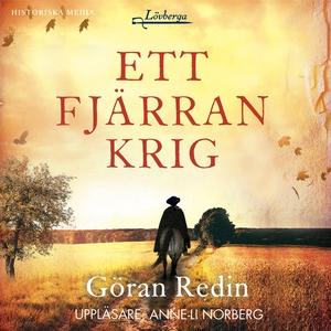 Ett fjärran krig (ljudbok) av Göran Redin