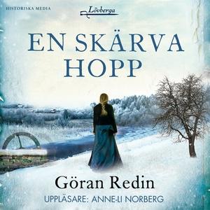En skärva hopp (ljudbok) av Göran Redin